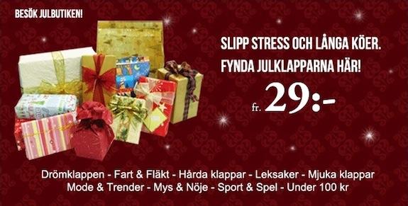 Åstorps BTK's stora julbutik!